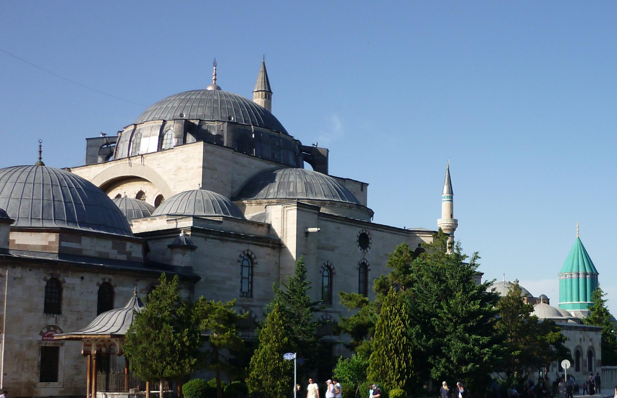 Konya, Mevlana-Rumi and Selimiye Camii Mosque – Lucid Gypsy