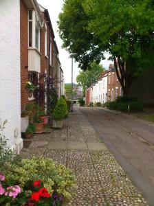 Newtown Walk Exeter