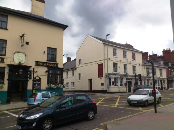 Heavitree Fore Street pubs