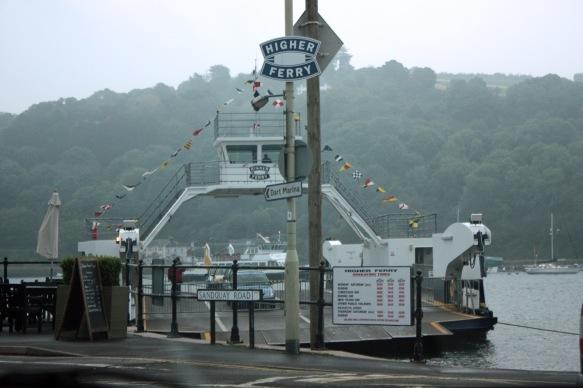 1 Ferry arrives