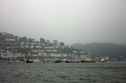 5 Heading to Kingswear