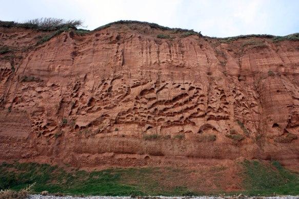 Lace cliff