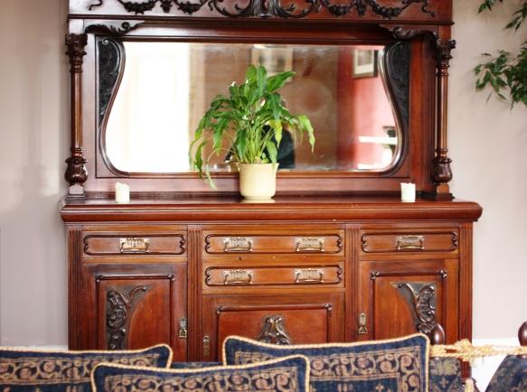 a stunning dresser