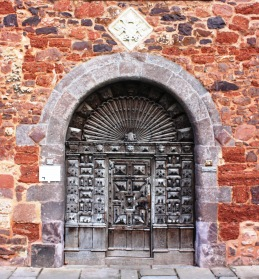 Bishop's Palace Knocker