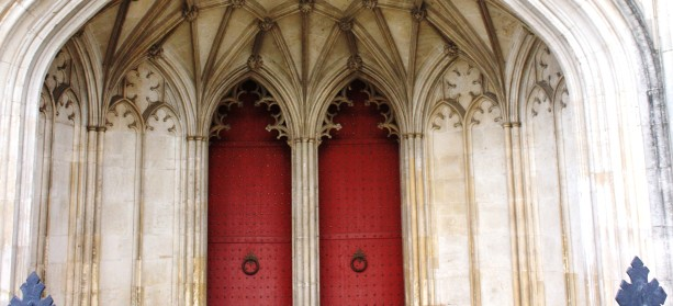 Cathedral knockers
