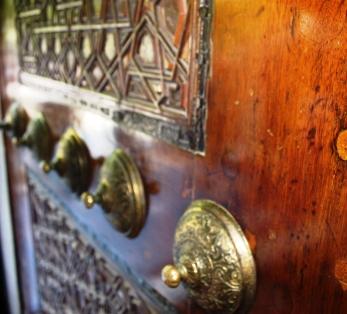 Turkish knobs