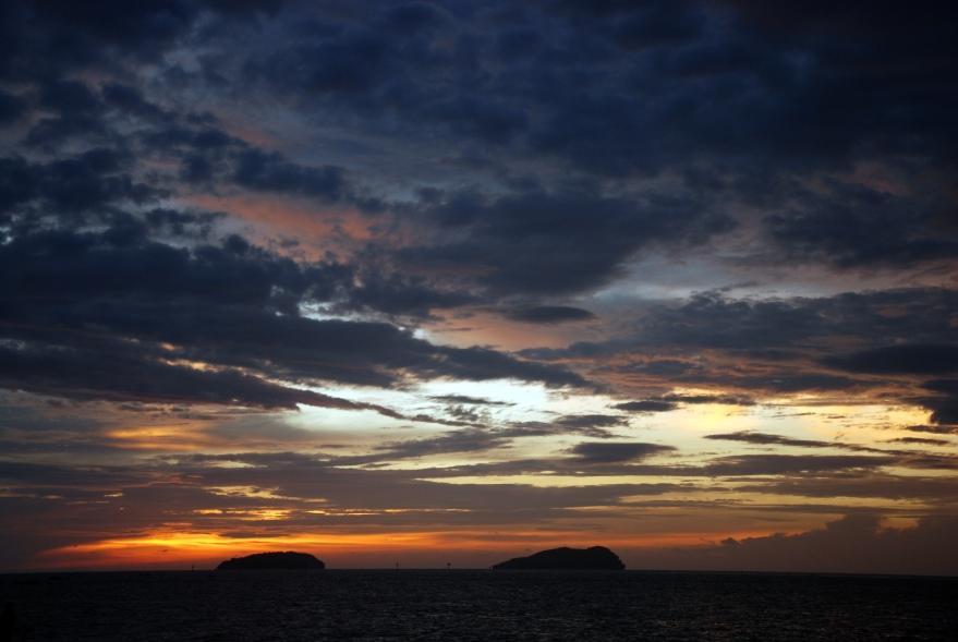 Borneo sky