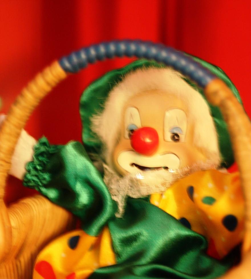 k clown