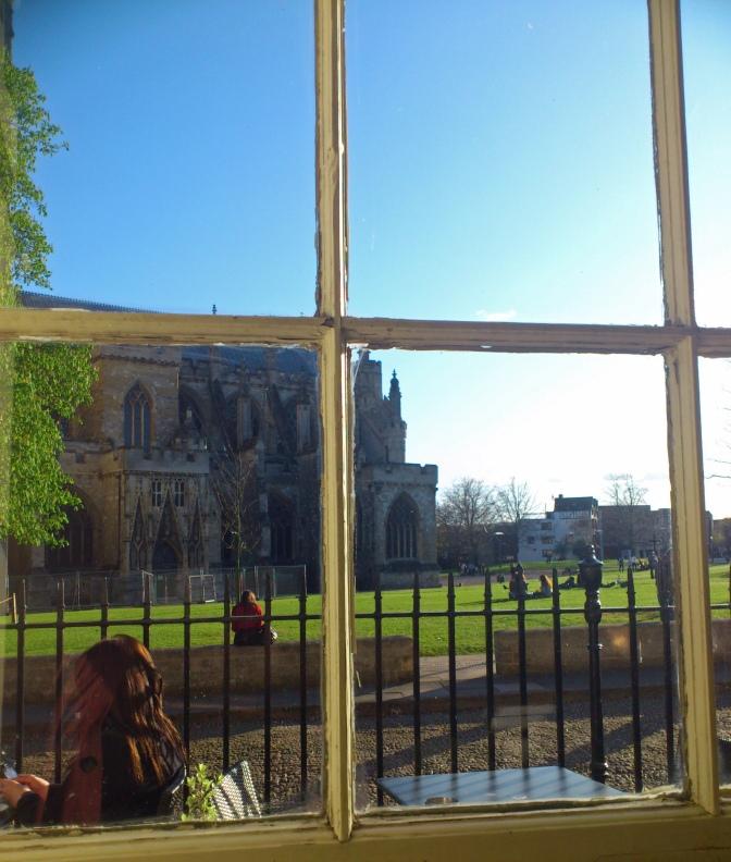 Window on St Peters