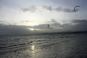 Exmouth kite surfimg