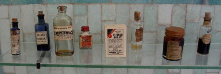 medicine shelf