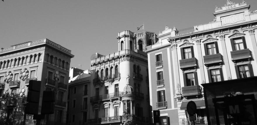 Ramblas architecture