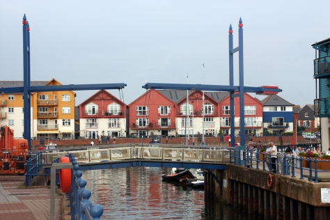 Exmouth dock