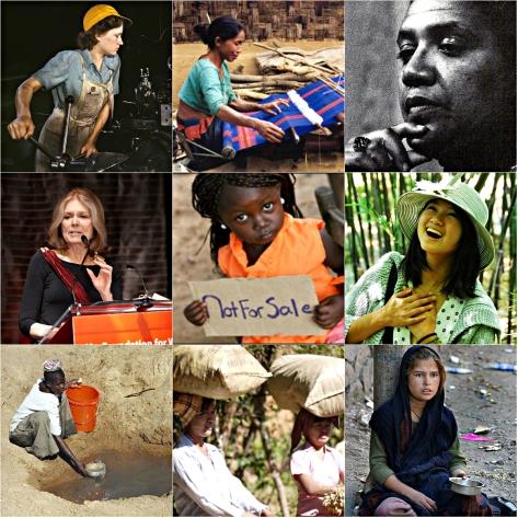 Across Women's Lives: Major Issues Facing Females Globally