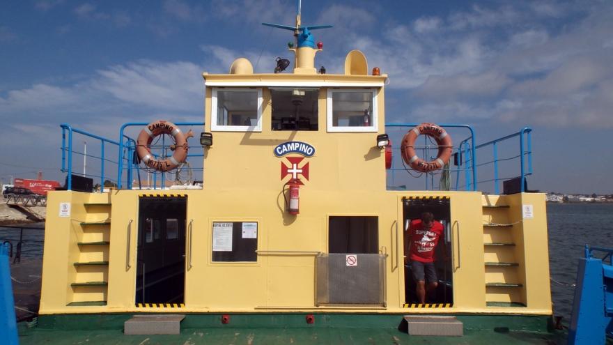 The good ship Campino