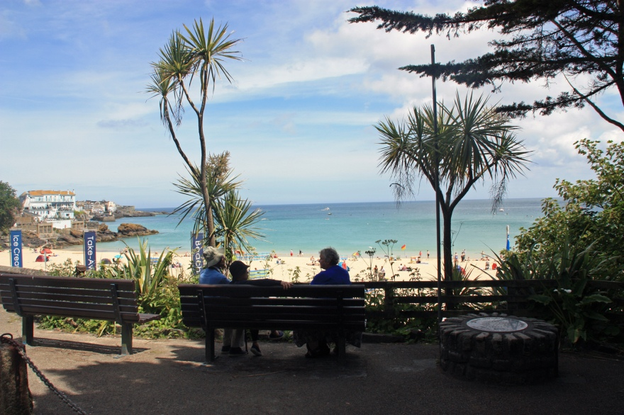 St Ives Bench