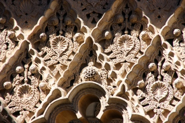 A reminder of Jali stone carving in Jaisalmer