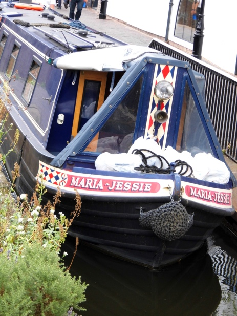 The Maria Jessie, Gas Street Basin
