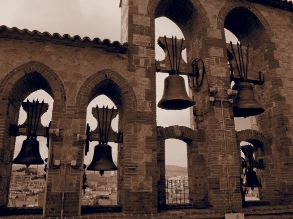 The bells, the bells